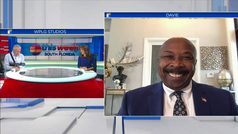 Former BSO Colonel Al Pollock discusses running for Broward County Sheriff