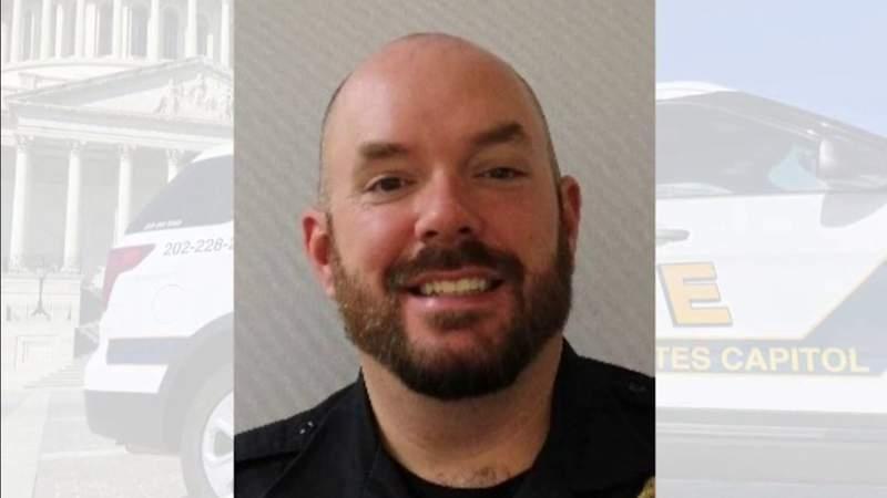 1 Capitol police officer dies, 1 injured in Washington