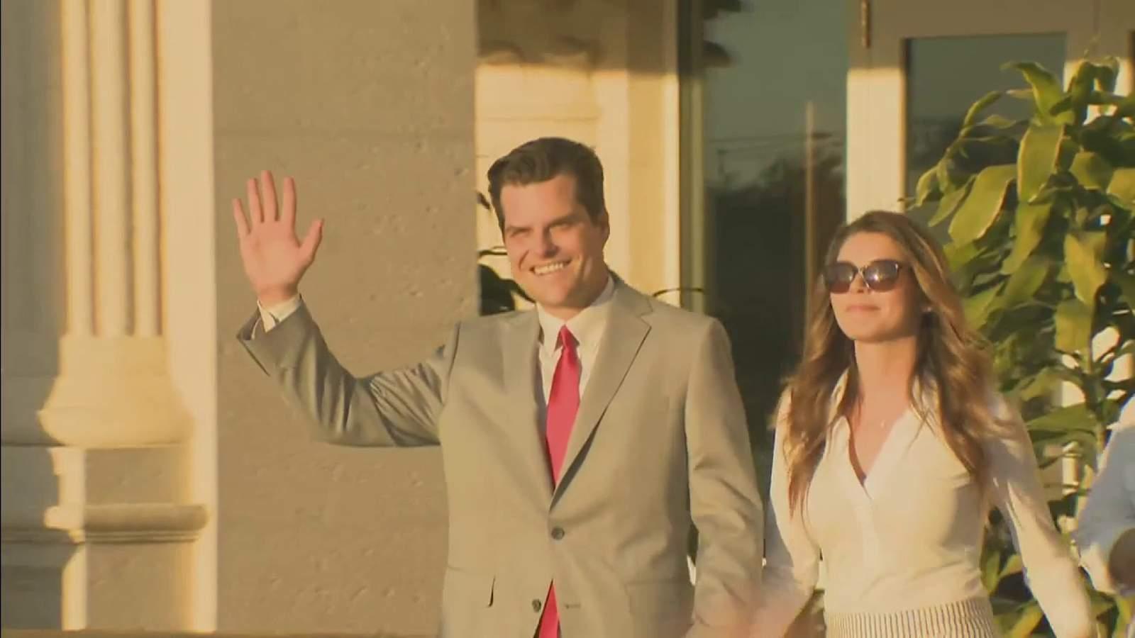 Rep. Matt Gaetz allegedly connected to Florida shill candidate scheme