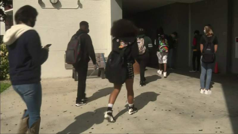 South Florida schools see rising COVID-19 cases