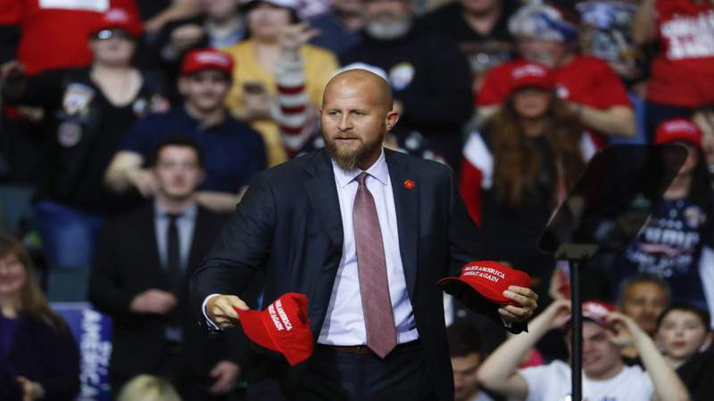 Former Trump campaign manager Brad Parscale, armed, barricades himself in Fort Lauderdale home, police called