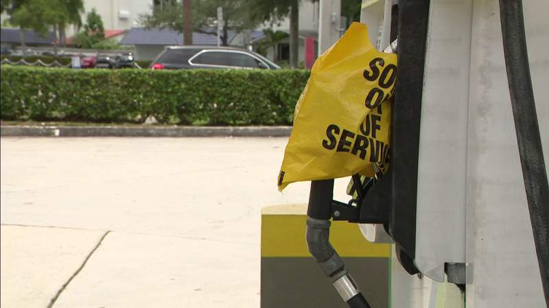 South Florida gas hoarders create unnecessary shortage