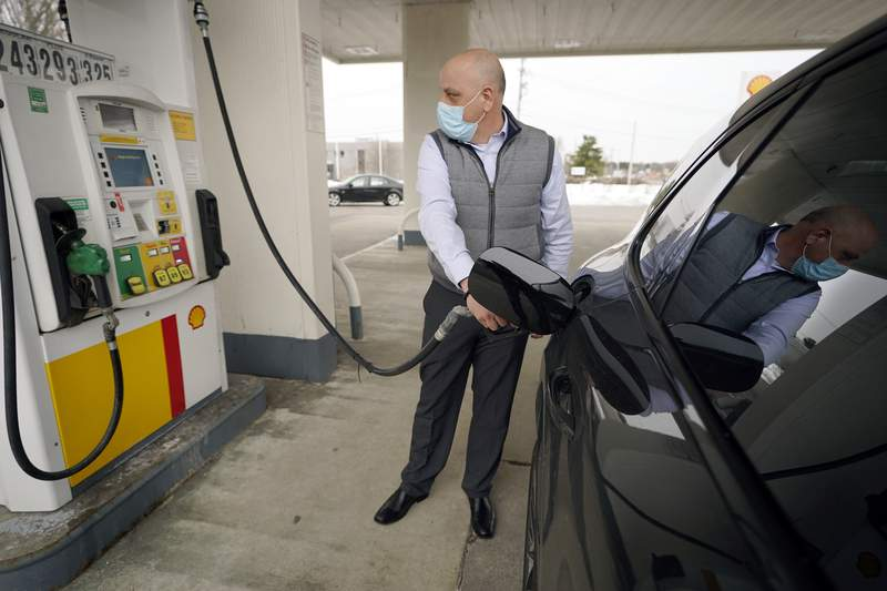 Prices at the pump have been more painful for drivers in 2021.