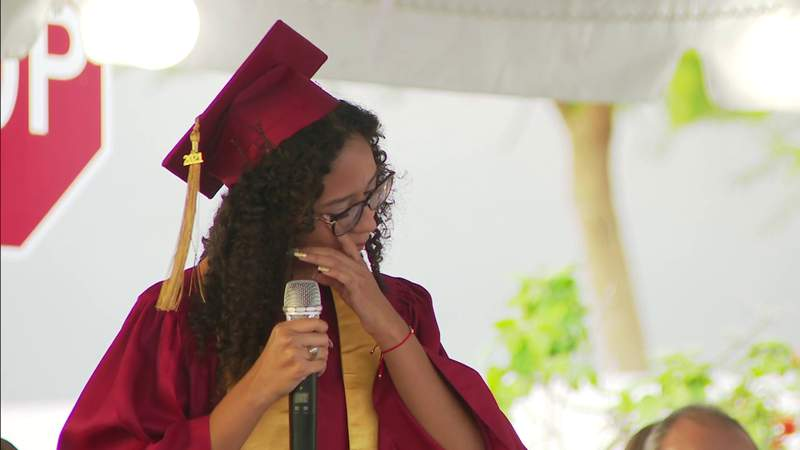 My Future, My Choice: Nicaraguan-American teenager heads to MIT