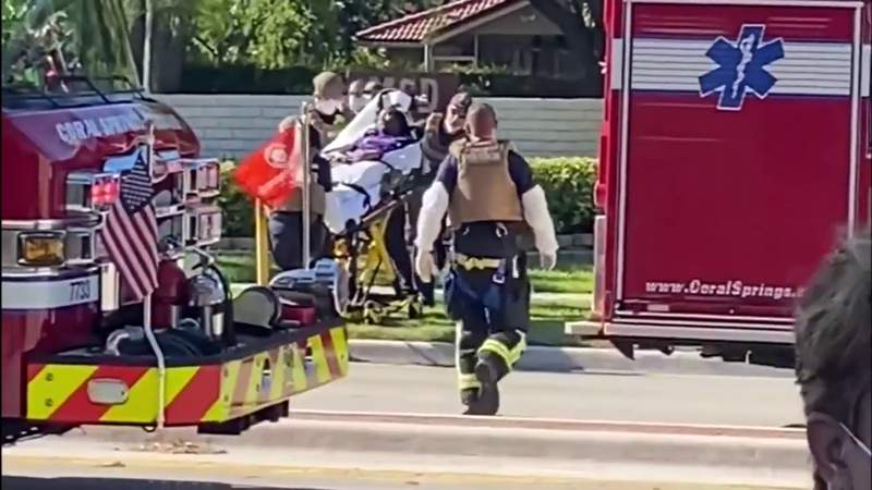 1 woman dead, 1 injured during shooting in Coral Springs, police say