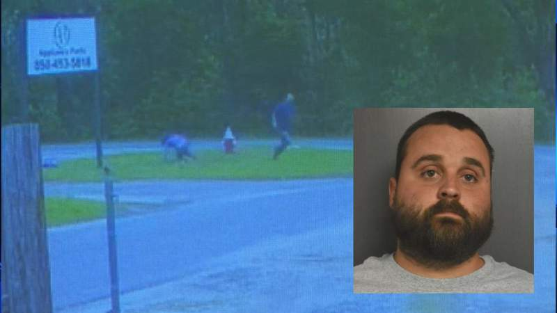 Florida man accused of an attempted kidnapping