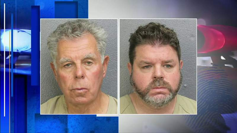Father and son real-estate developers charged with extortion and embezzlement