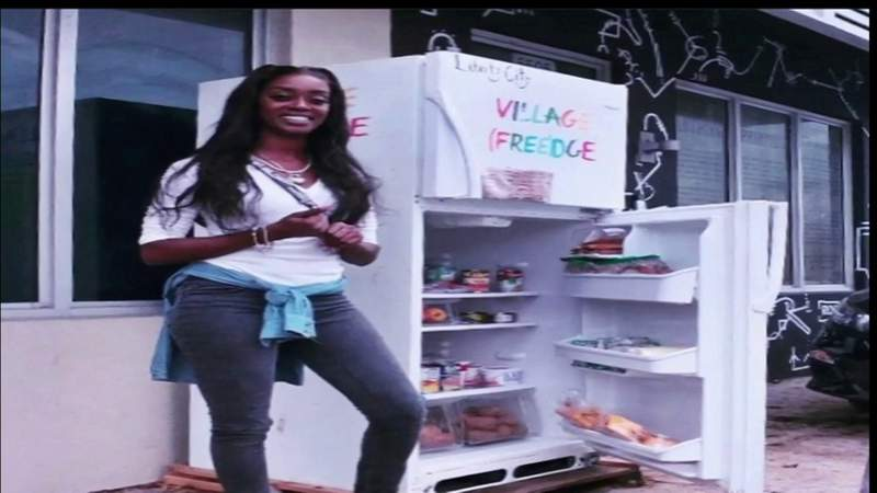 Thanksgiving Grinch stole community refrigerator in Liberty City, activists say