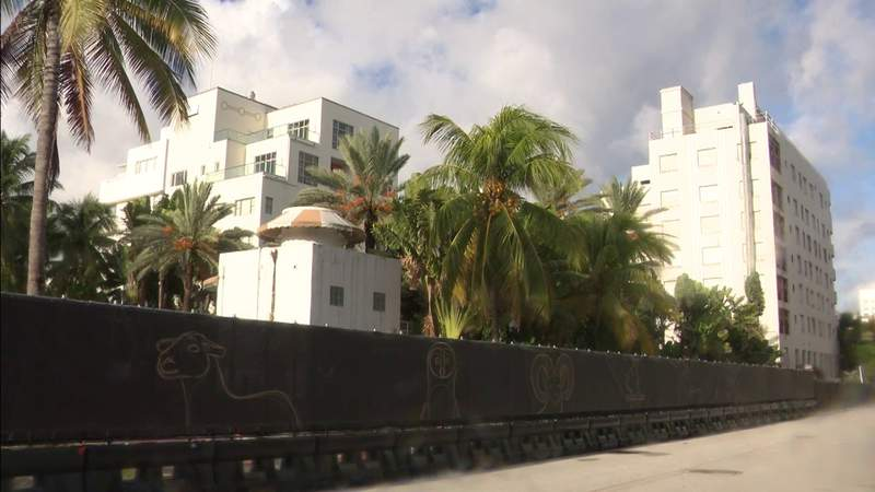 New tower on site of historic South Beach hotels approved