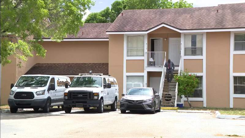 Shots fired at neighbor leads to SWAT situation in Miramar apartment complex