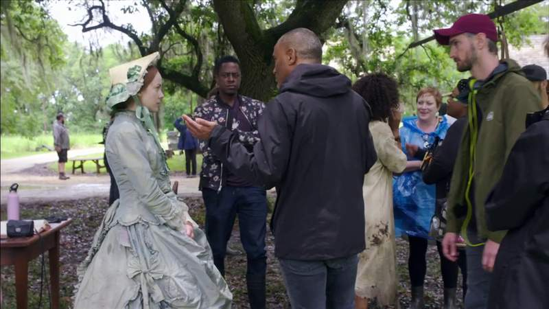 Local filmmakers bring the South's painful past back to haunt in 'Antebellum'