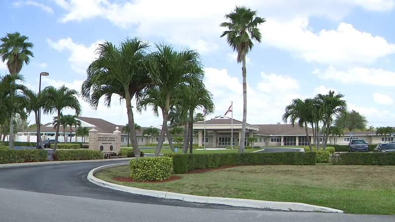 Coronavirus pandemic affects Alexander Niniger State Veterans Nursing Home