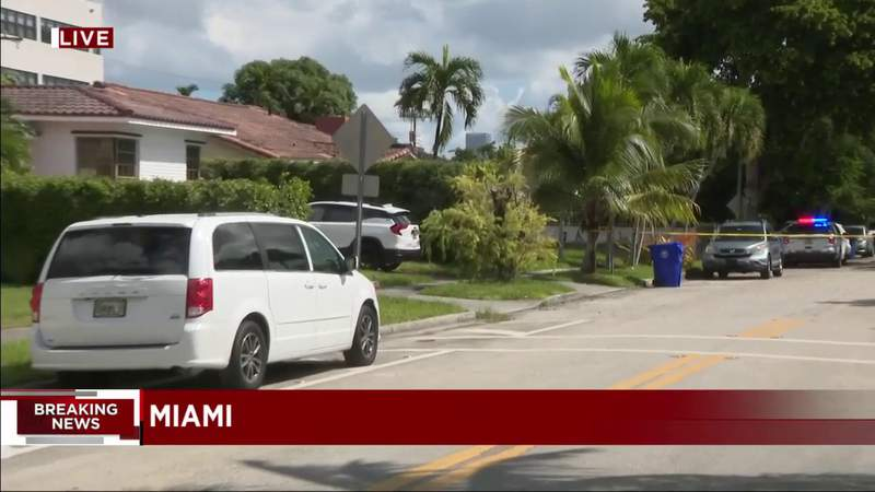 Elderly man stabbed to death inside Miami home