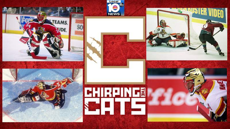 Former Florida Panthers goaltender John Vanbiesbrouck joined the Chirping the Cats podcast.