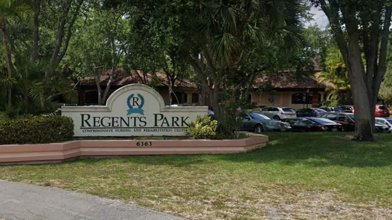 Regents Park Nursing & Rehabilitation Center