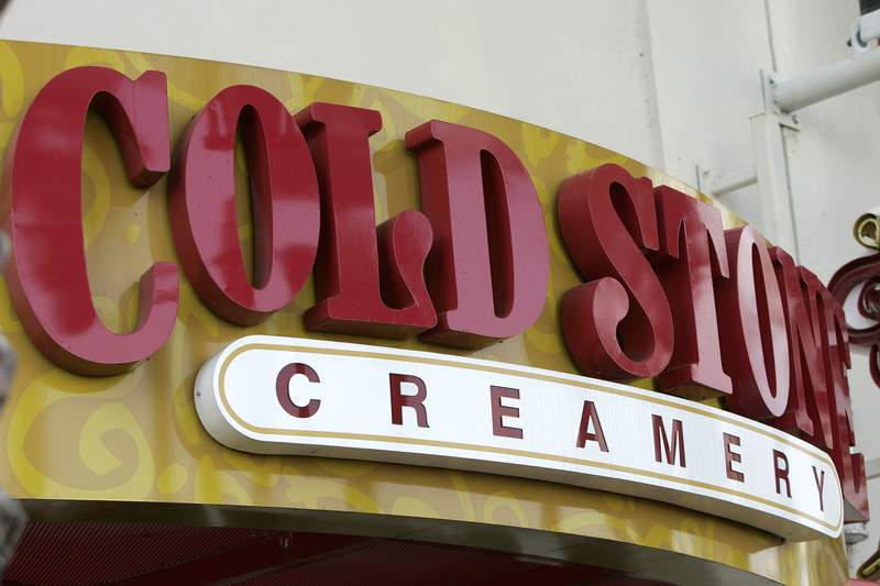 A Cold Stone Creamery location in South Florida was ordered shut recently after inspectors found roach activity.