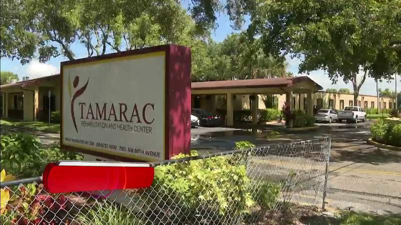 Family members concerned as Tamarac senior facility to accept patients recovering from COVID-19 to isolated wing