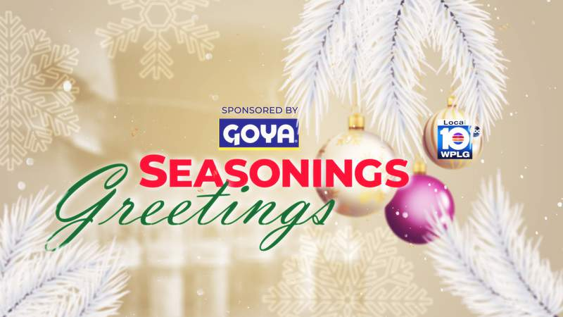 You can win a $500 gift card from Goya for the holidays.
