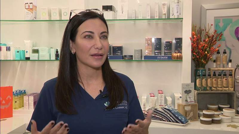 Business of beauty is booming during COVID-19 pandemic