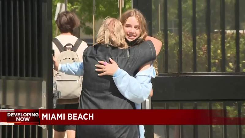 Officers lockdown Miami Beach school to search for weapons after threat