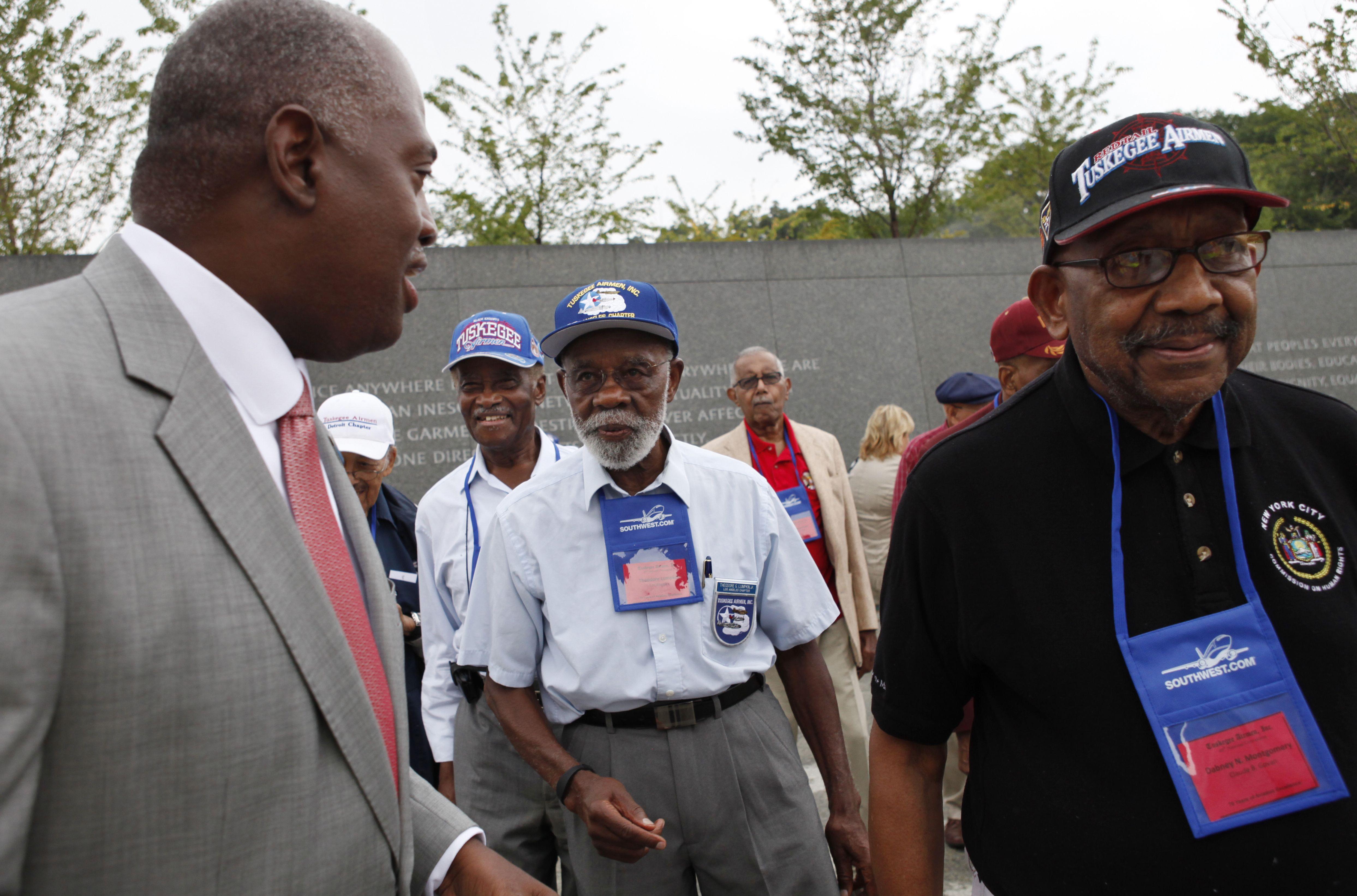 Member of famed Tuskegee Airmen dies from coronavirus