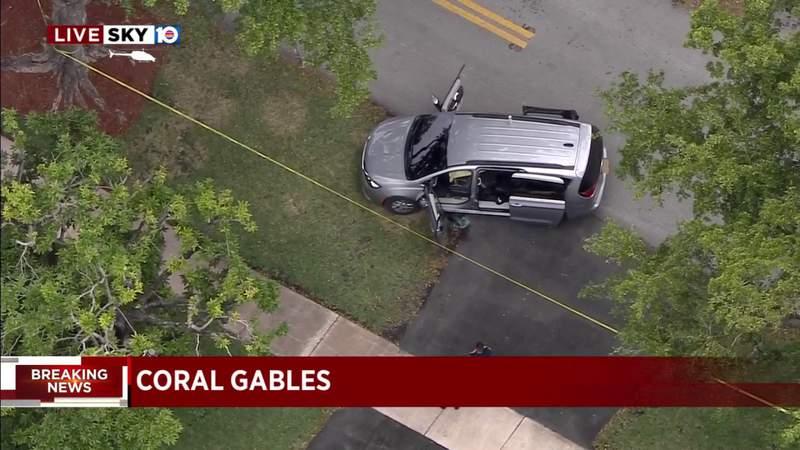 Detectives investigate homicide in Coral Gables