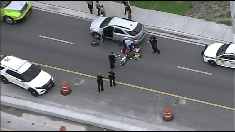 Boy dies after fall from SUV in Miami Gardens