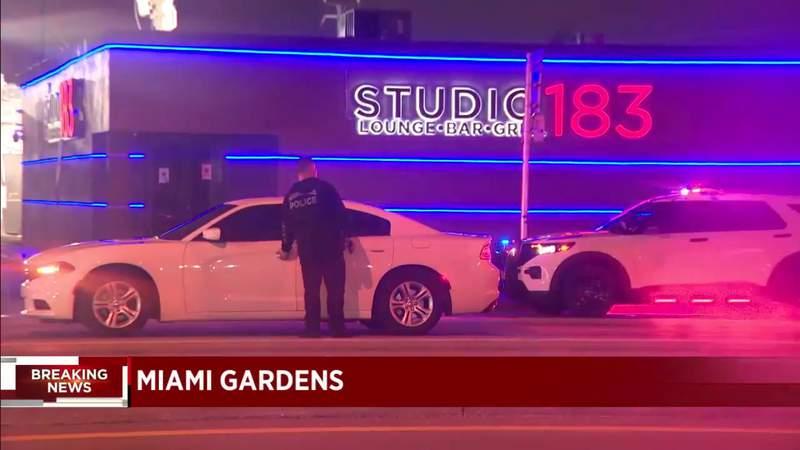 Police investigation underway at Miami Gardens nightclub