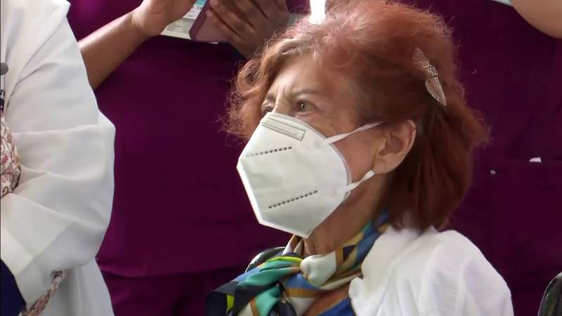 Holocaust survivor beats coronavirus in Broward after losing husband