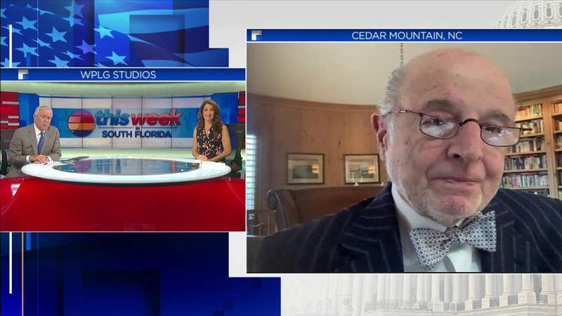 Constitutional law attorney Bruce Rogow joins TWISF