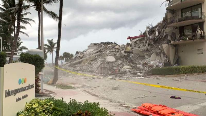 Surfside condo that collapsed was being updated as part of recertification