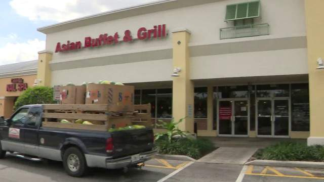 Asian Buffet & Grill in Deerfield Beach has been featured in Local 10's Dirty Dining reports in the past.