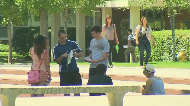 College students' mental health affected by COVID-19