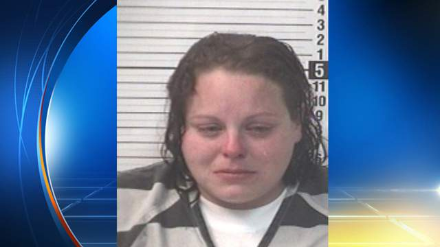 """Alana Savell was arrested after shooting at her house guests who were """"getting too loud,"""" deputies say."""