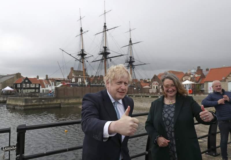 El gobernante Partido Conservador de Gran Bretaña
