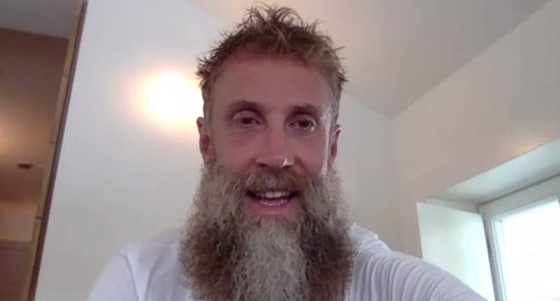 Joe Thornton speaks to the South Florida media on Zoom after signing a one-year contract with the Florida Panthers.