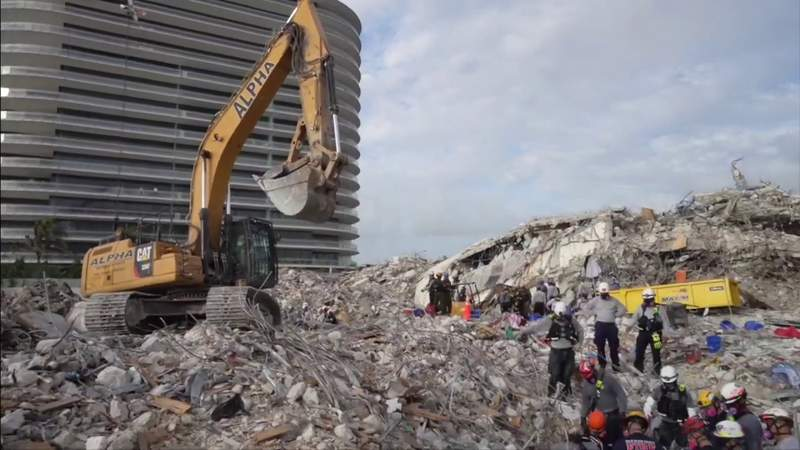 Police identify several victims from Surfside collapse as death toll rises to 86