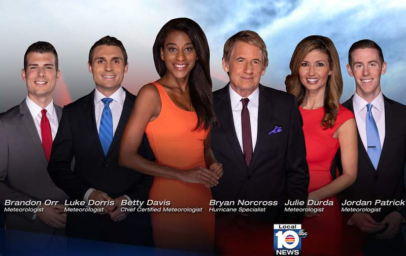 The Local 10 Weather Team