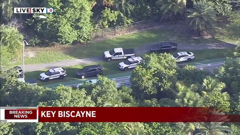 Traffic alert: It's not a good time to try to leave Key Biscayne