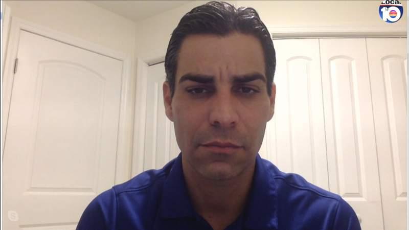 Mayor's COVID-19 diagnosis prompts Miami officials to self-quarantine