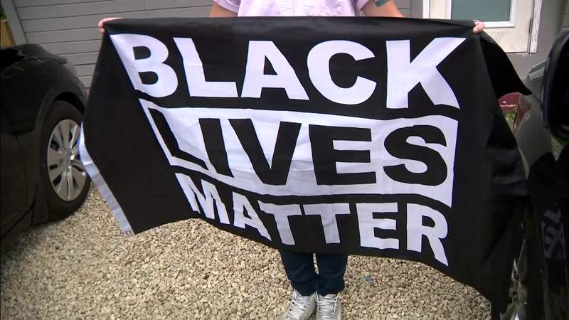 South Florida teacher claims she was forced to resign for not taking down Black Lives Matter flag