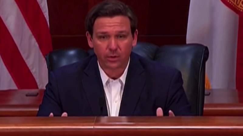 DeSantis promises improvements for unemployment benefit insurance applicants