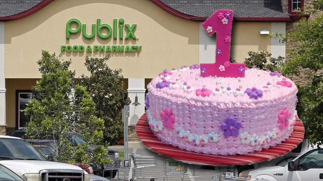 Publix football cake | Publix Cake