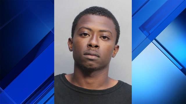 David Jones is accused of killing Jemuel Williams in March.