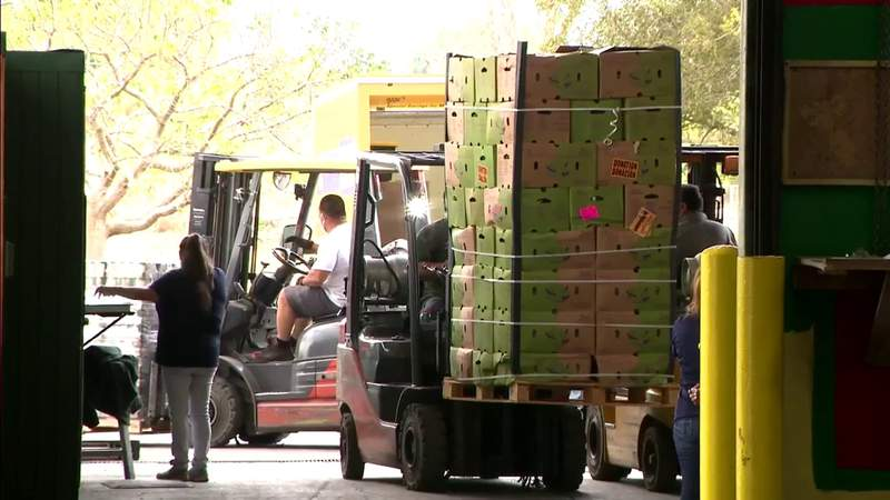 Farmshare food bank gets upgrades since pandemic has escalated need