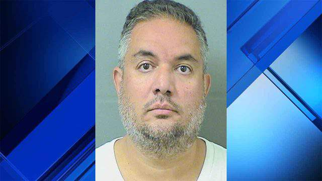 Police say RaedHamdanshot another man at Southeast Collision Center in Boca Raton during a dispute about money.