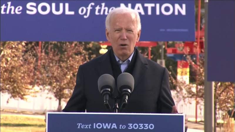Biden in Iowa Friday, Kamala Harris comes to South Florida Saturday