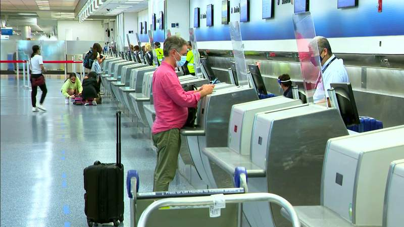 South Florida airline passenger traffic dips, Gov. visits to encourage more flying