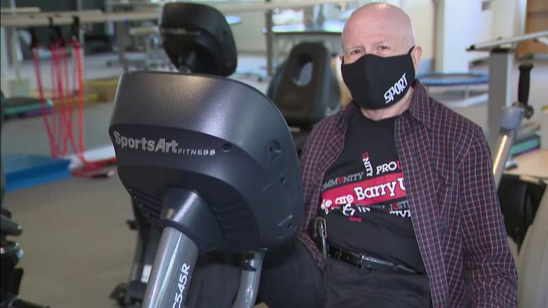 Barry U professor's brain-tumor surgery successful thanks to technology, teamwork