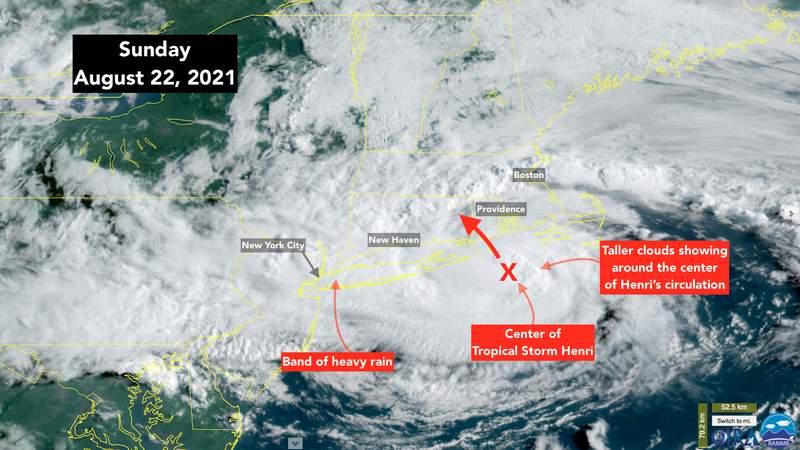 Tropical Atlantic satellite imaging